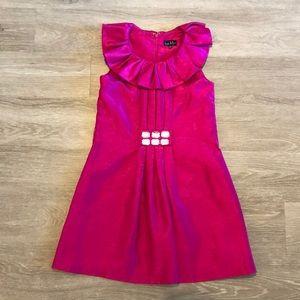 Nicole Miller Taffeta Dress
